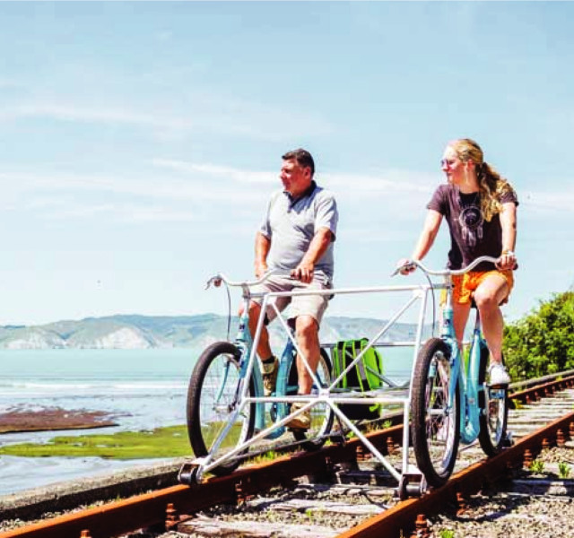 Railbike Tours